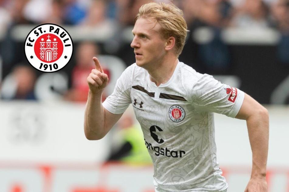 Transfer-Bombe! FC St. Pauli lässt Möller Daehli ziehen