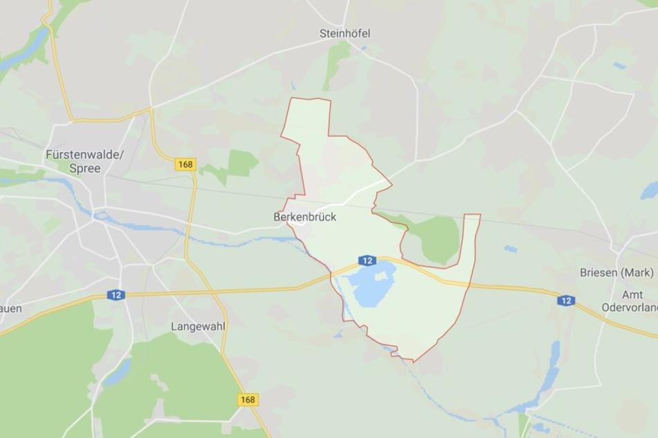 Berkenbrück ist eine Gemeinde im Landkreis Oder-Spree in Brandenburg.