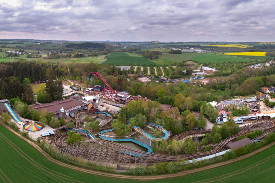 Auch beliebt bei Achterbahn-Jüngern: Der Freizeit-Park Plohn im Vogtland. Dessen Betreiber haben heftige Mehrkosten.