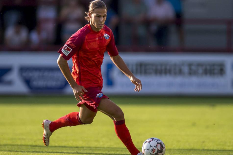 Tobias Schwede ist begeistert von seinem neuen Verein.