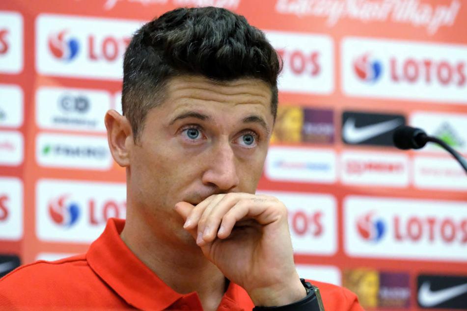 Der DSC Arminia Bielefeld hat Robert Lewandowski ein Angebot gemacht.