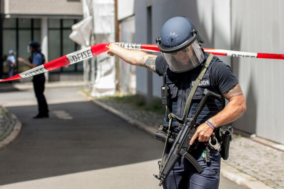 Zu viel Schutz: Thüringer Polizei sieht nicht mehr durch