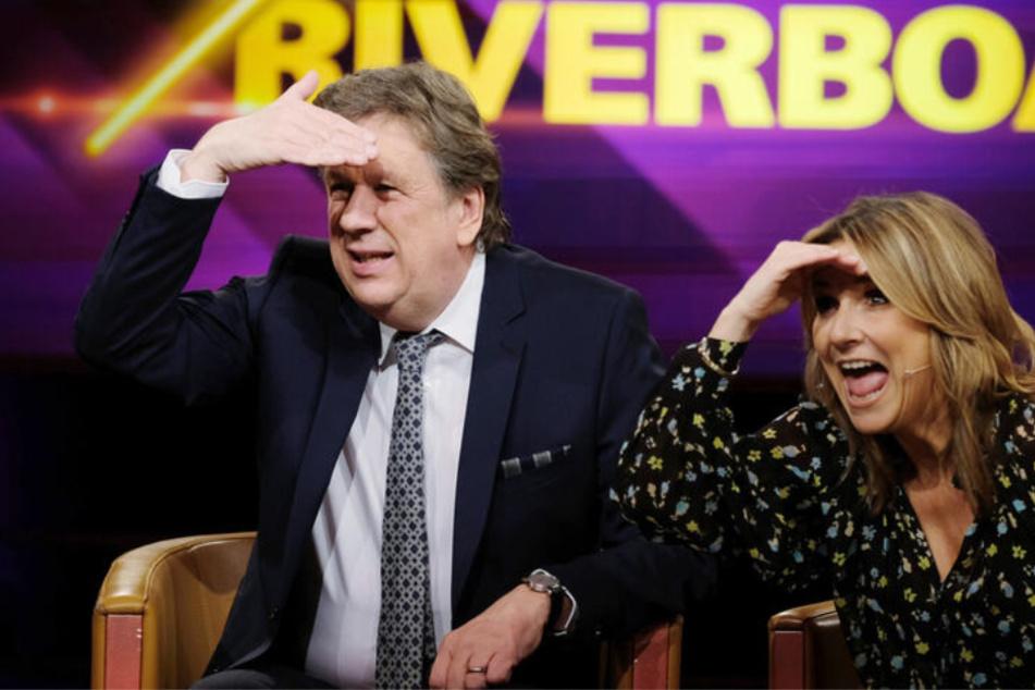 Riverboat: MDR-Kameramann stellt Kim Fisher in den Schatten