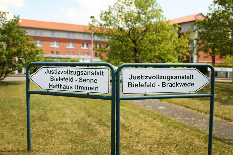 Sowohl in der JVA Senne als auch Brackwede profitieren die Häftlinge von der Weihnachtsamnestie.