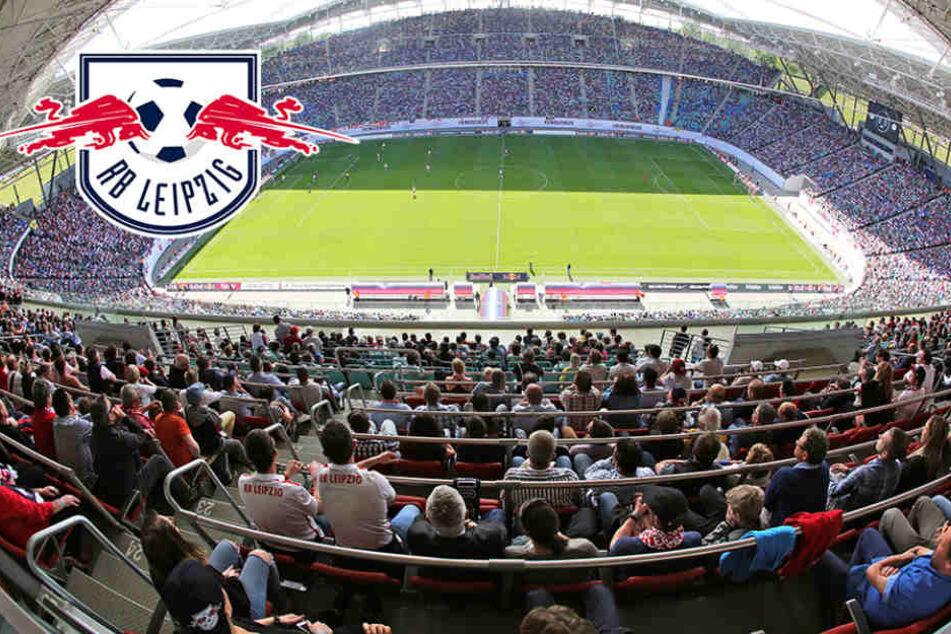 Bundesligist RB-Leipzig führt 2017 die bargeldlose Bezahlung in der Red Bull Arena ein.