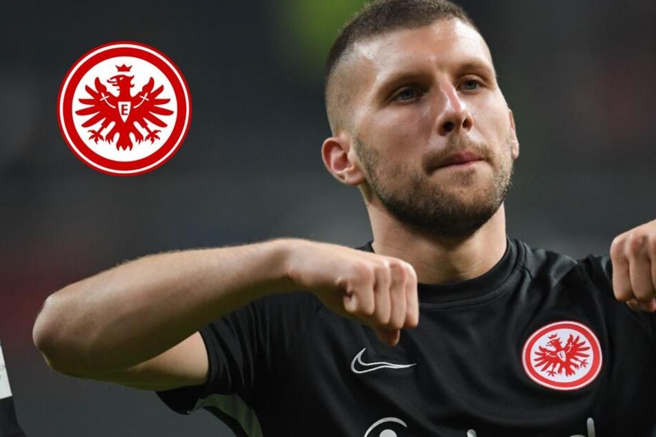 Nicht im Kader gegen Düsseldorf: Verlässt Bocklos-Rebic die Eintracht nun doch?