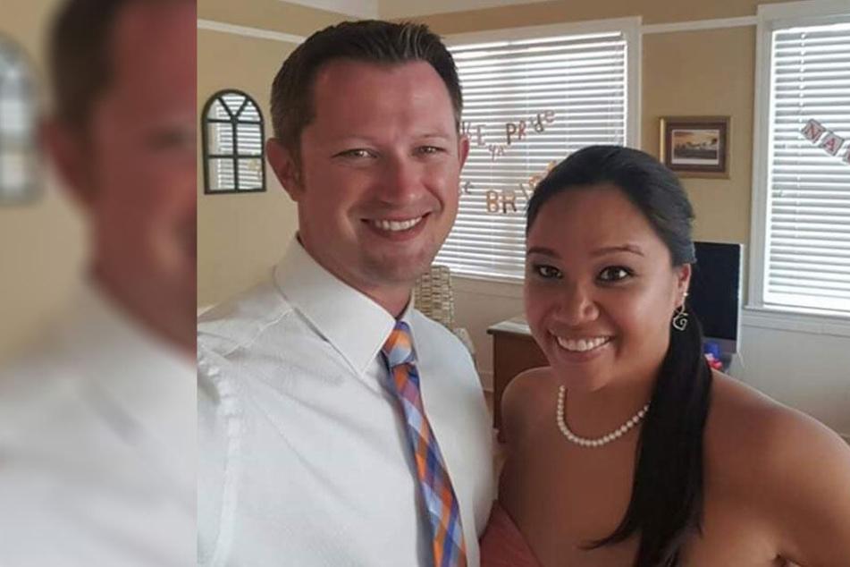 Michelle und David.