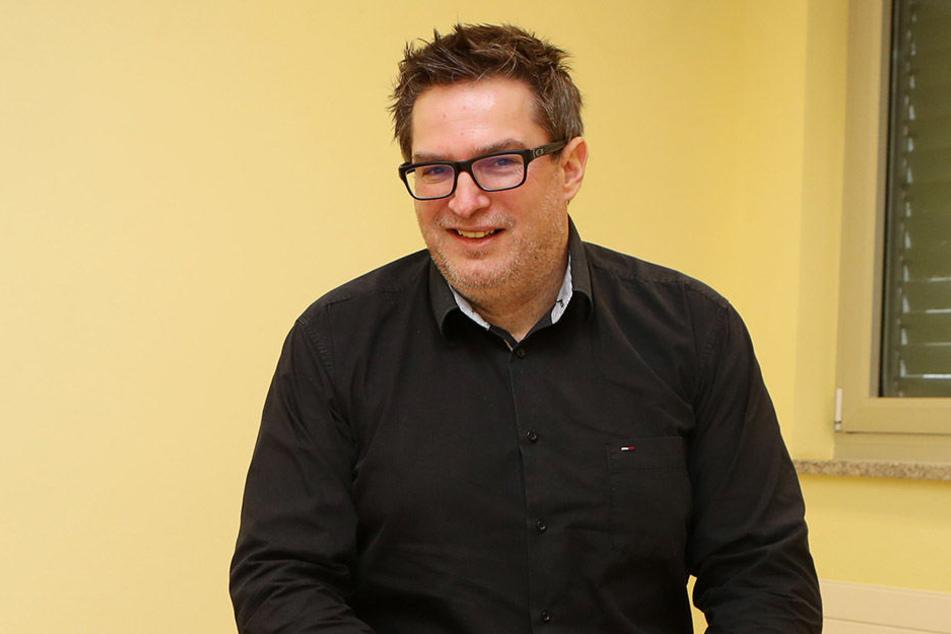 Sportredakteur Thomas Nahrendorf.