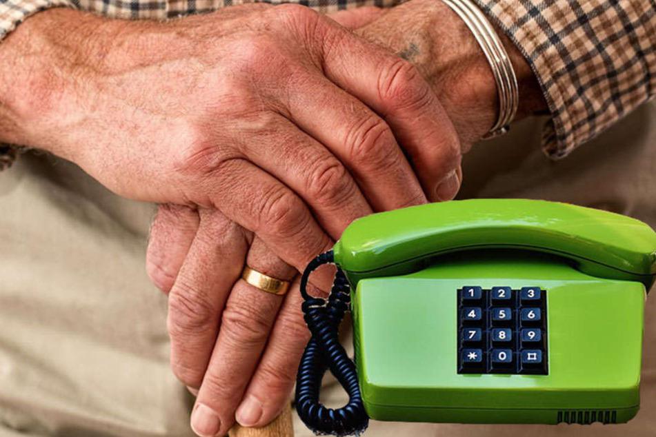 Der Enkel-Trick ist eigentlich schon seit Jahren bekannt. Trotzdem fallen immer wieder alte Menschen darauf rein.