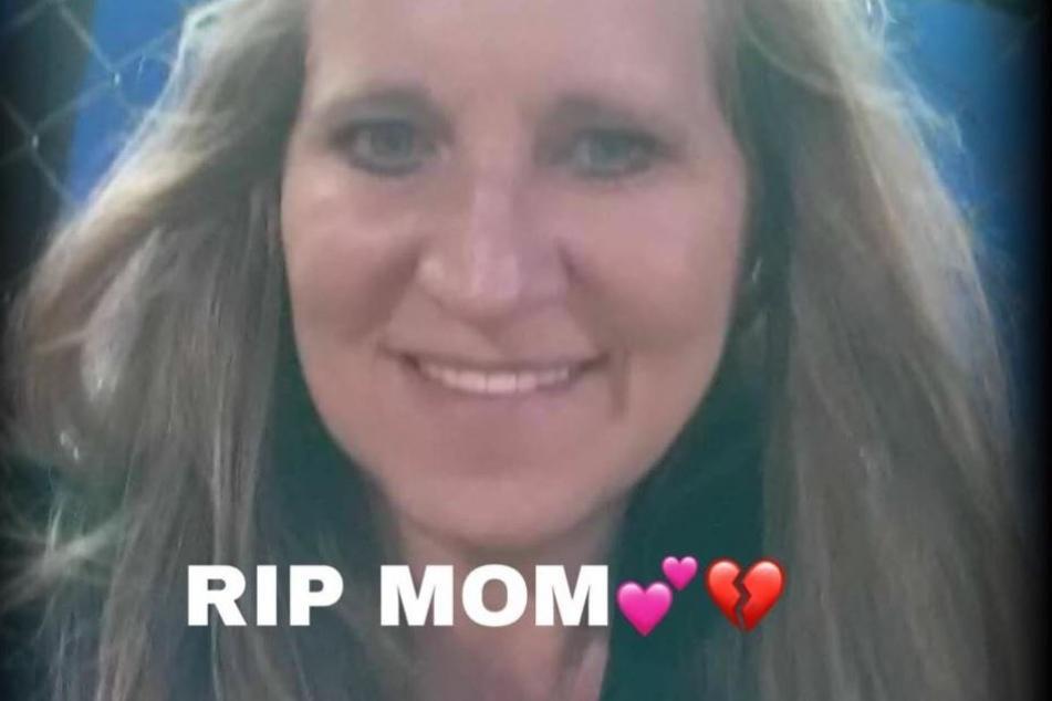 Ihre Kinder mussten den diesjährigen Muttertag ohne ihre Mama Carol Martin verbringen.