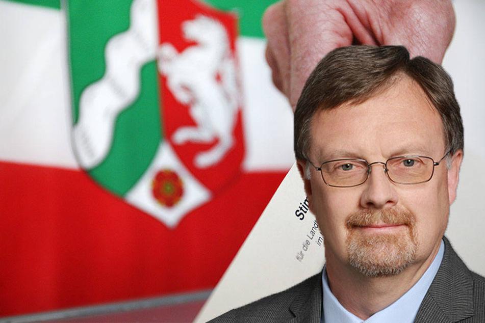 Wolfgang Schellen lässt alle NRW-Wahlkreise nochmals prüfen, ob Fehler ausgeschlossen sind.