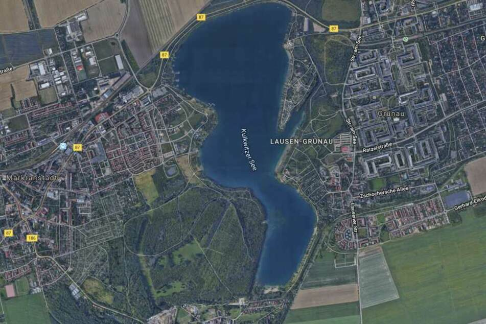 Der Kulkwitzer See befindet sich zwischen dem Leipziger Stadtteil Lausen-Grünau und der Stadt Markranstädt.