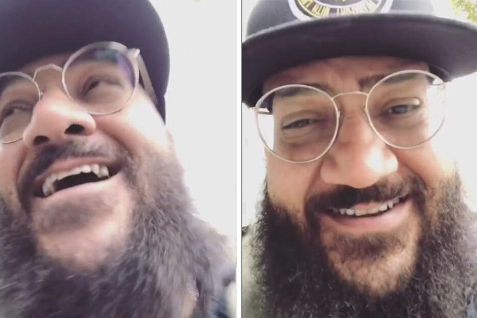 Moses Pelham muss sich zurückhalten: Hektischer Mann an Ampel nervt Rapper