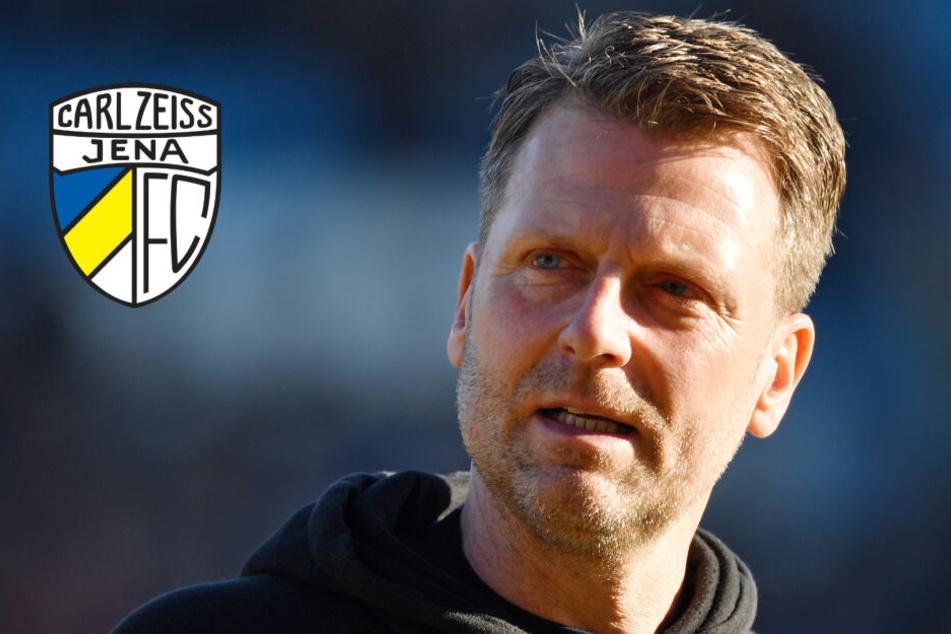 Thüringenpokal: Carl Zeiss Jena schenkt Neu-Coach Schmitt Sieg zum Einstand