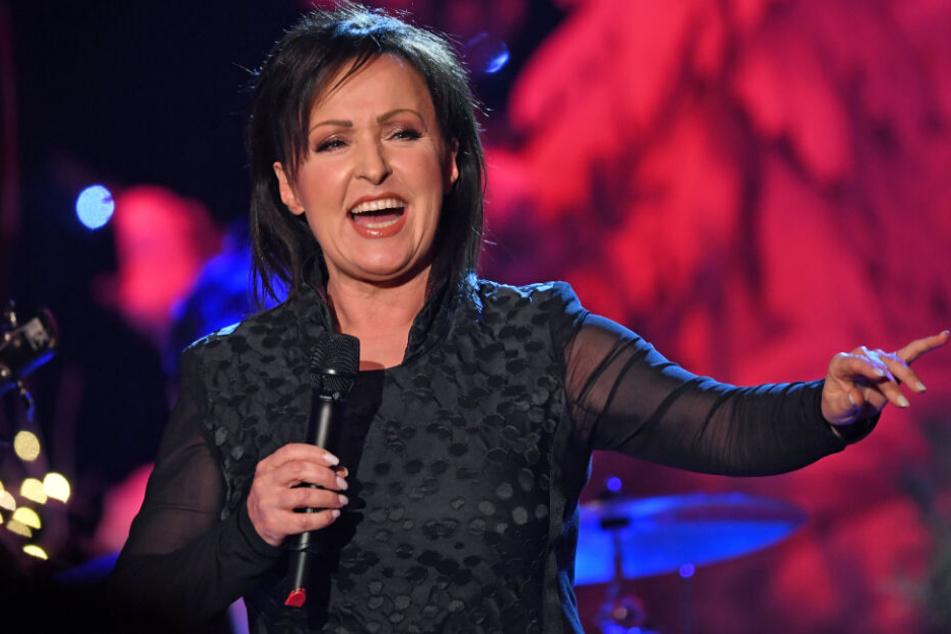"""""""Jugendliebe""""-Sängerin Ute Freudenberg (63) ist zu Gast im Riverboat-Talk."""