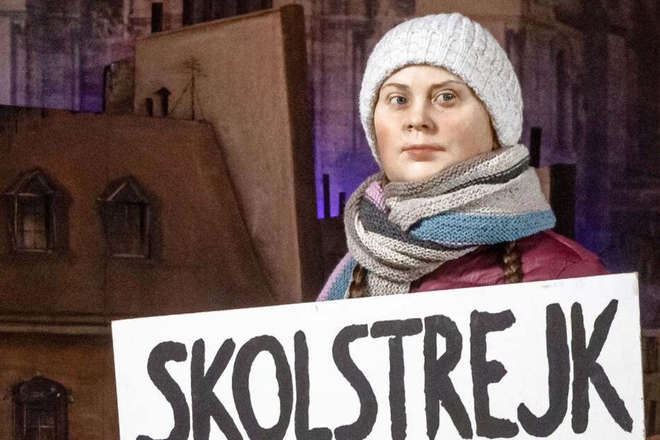 Greta Thunberg schwänzt jetzt täglich Schule fürs Klima