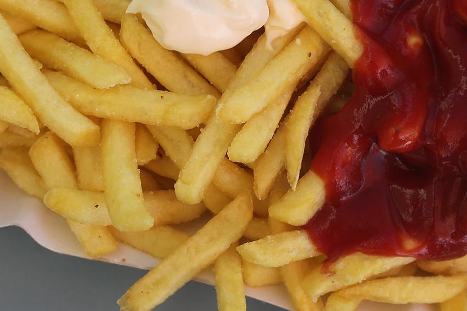 Auch Pommes Frites enthalten Acrylamid.