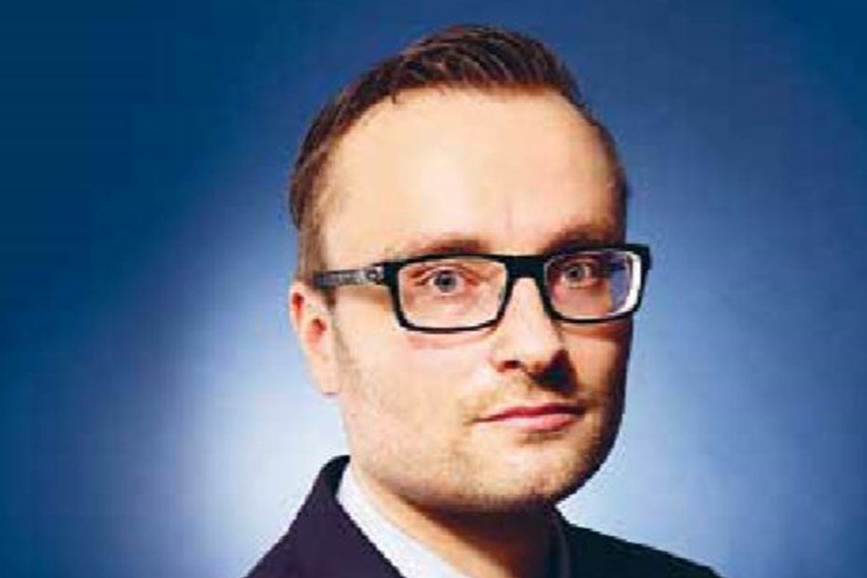 Hannes Hertwig (36) sorgt für Furore.