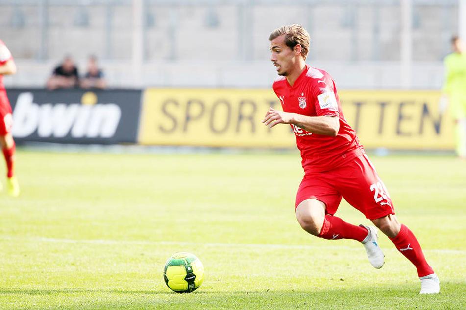 Sinan Tekerci hat sich im Training verletzt, wird wohl wochenlang fehlen.