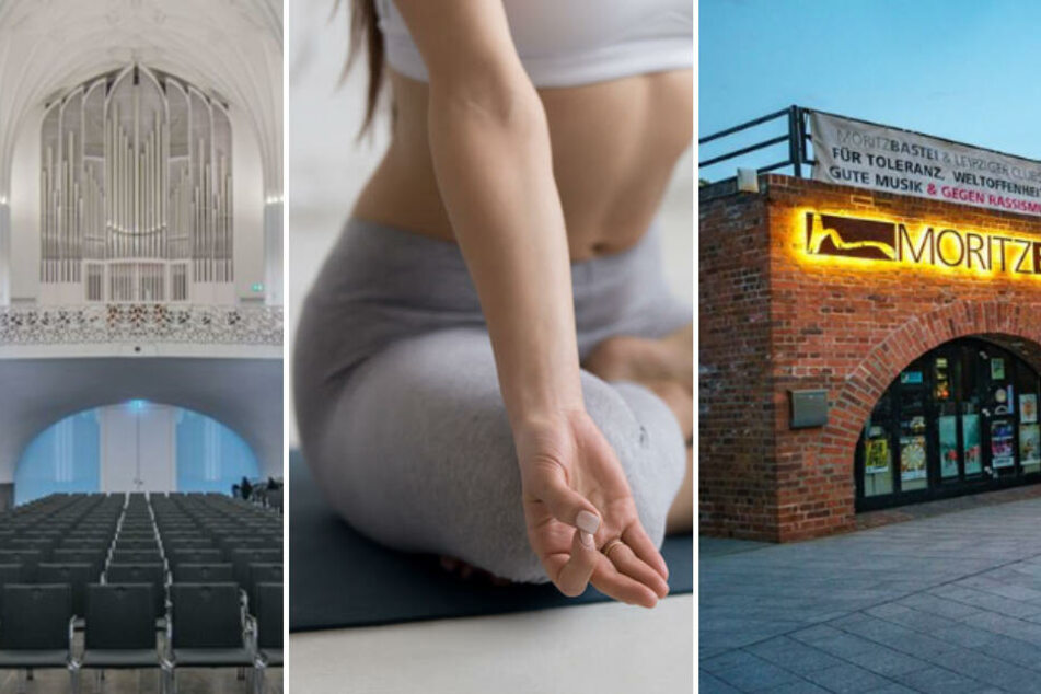 Musik, Yoga, Party: Das ist an Heiligabend in Leipzig los