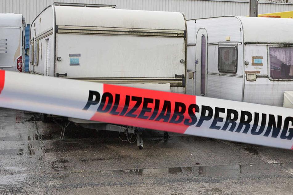 In München wurde eine skelettierte Leiche gefunden. (Symbolbild)