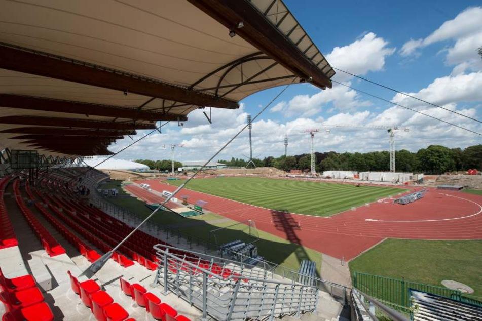 Für das Steigerwaldstadion konnte endlich ein Mietvertrag ausgehandelt werden.