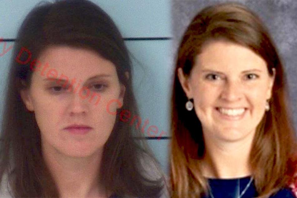 Voerst wrd Amanda Phillips (37) nicht weiter unterrichten. Sie hatte eine illegale sexuelle Beziehung mit einem Teenager.
