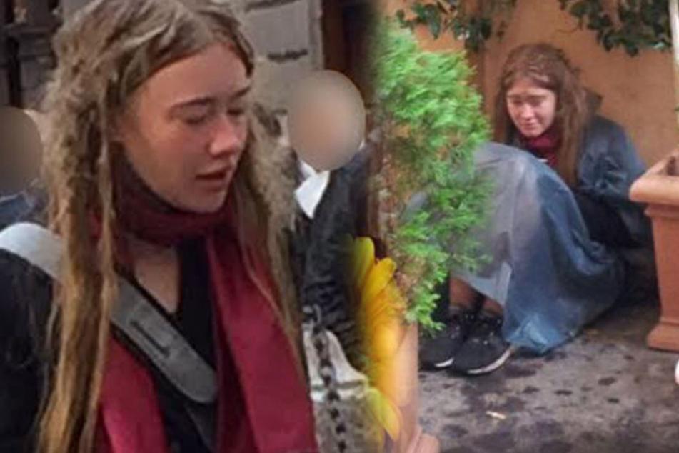 """Diese Bilder verbreitete die Vermisstenseite """"Missing Persons of America"""" im Netz und löste damit eine hitzige Diskussion aus."""