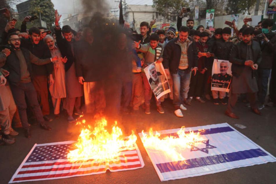 Nach Tötung von Soleimani: Sorge vor Racheangriff, Israel in erhöhter Alarmbereitschaft