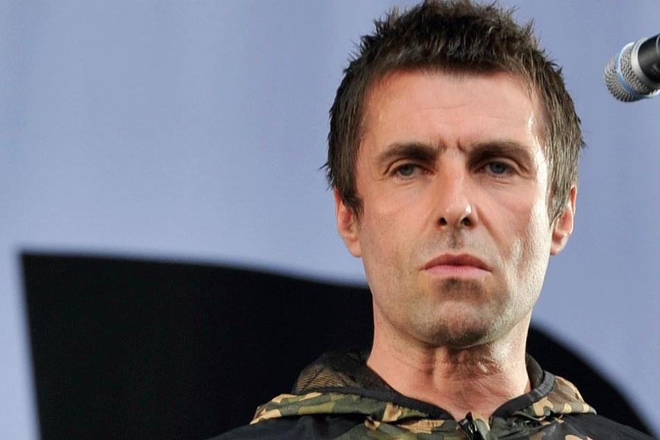 Was war nur mit ihm los? Nach rund 20 Minuten verließ Liam Gallagher (44) die Bühne.
