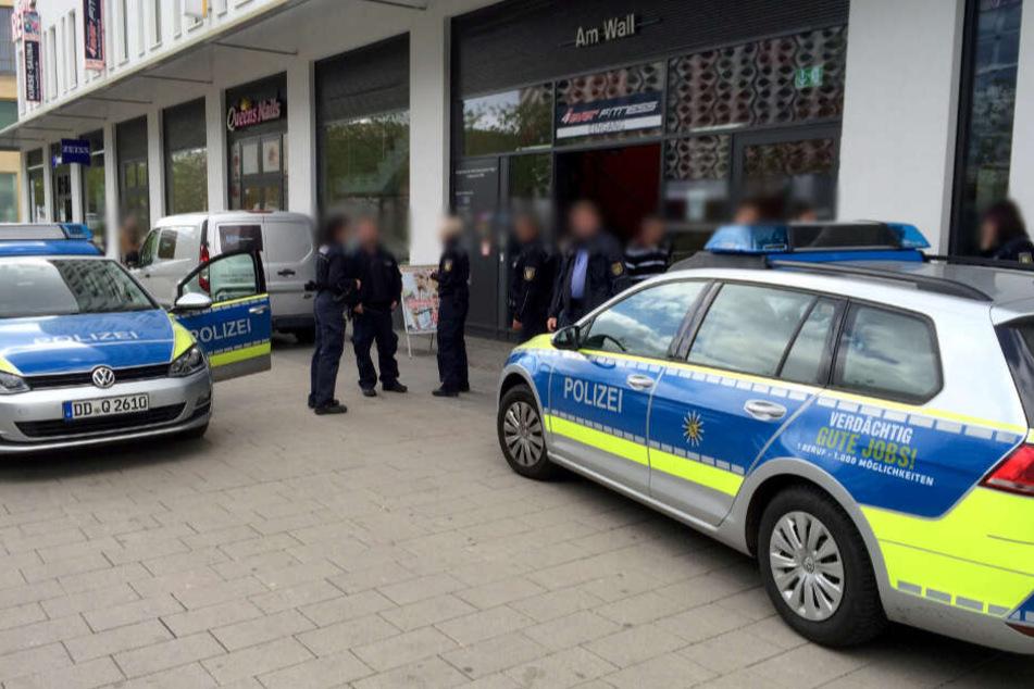 Attacke in Chemnitzer City! Drei Männer schlagen 27-Jährigen