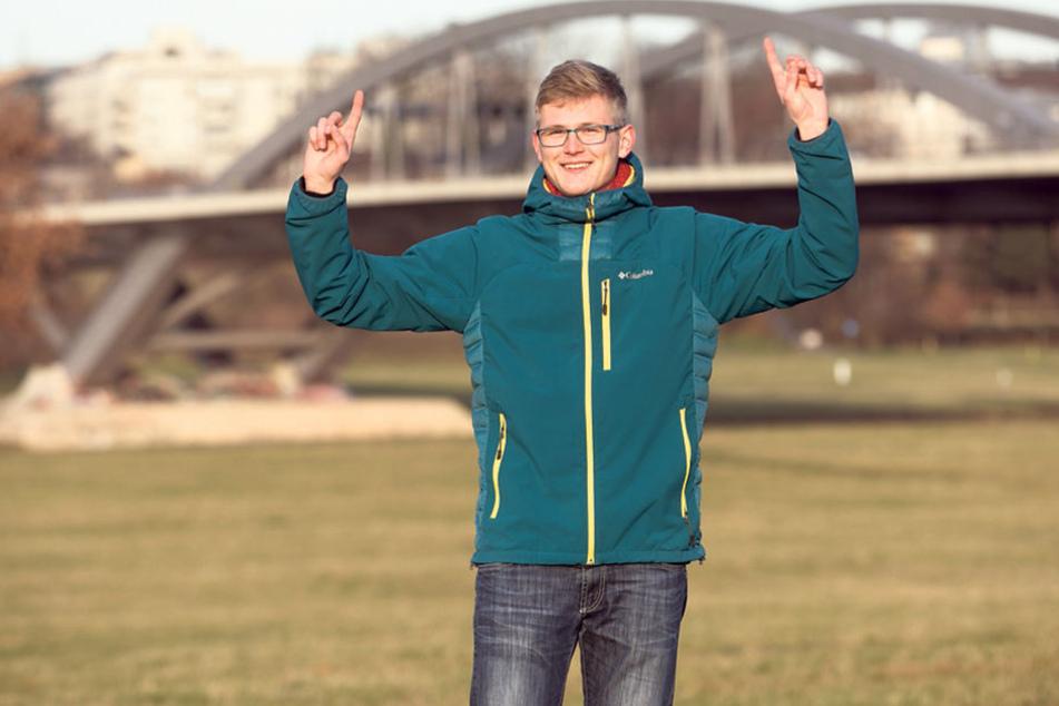 Student Georg Böhme (21) hat eine online-Petition ins Leben gerufen.