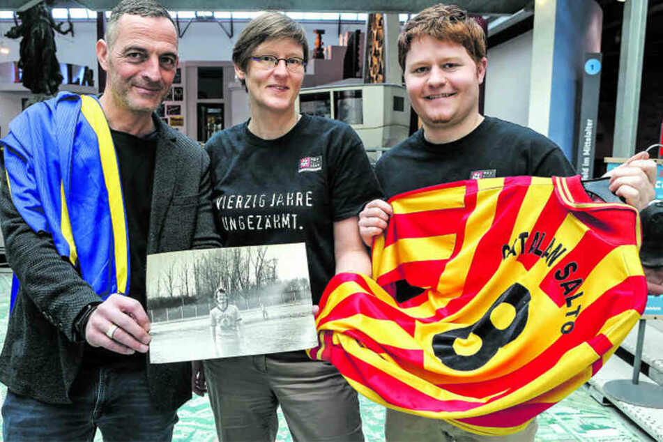 """Egal ob Trikot, Foto oder Spielbericht: Für die """"Wilde Liga""""-Ausstellung wird alles benötigt!"""