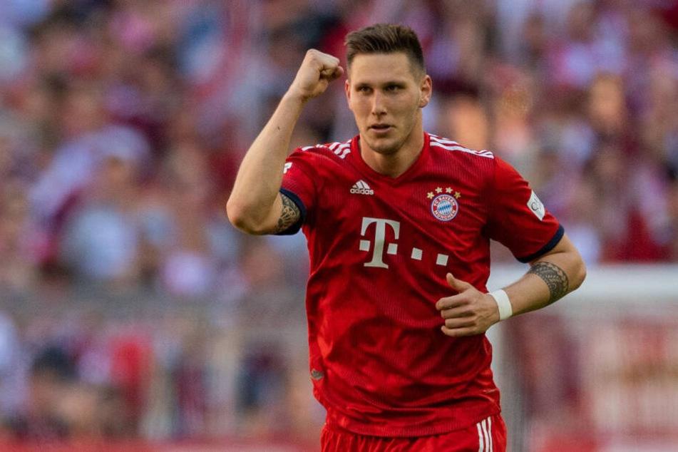 Niklas Süle vom FC Bayern München.