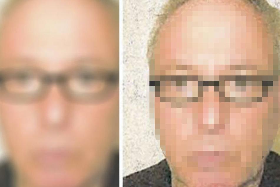 Akute Suizidgefahr: Wo ist Heinz A. (64) und wo seine Familie?