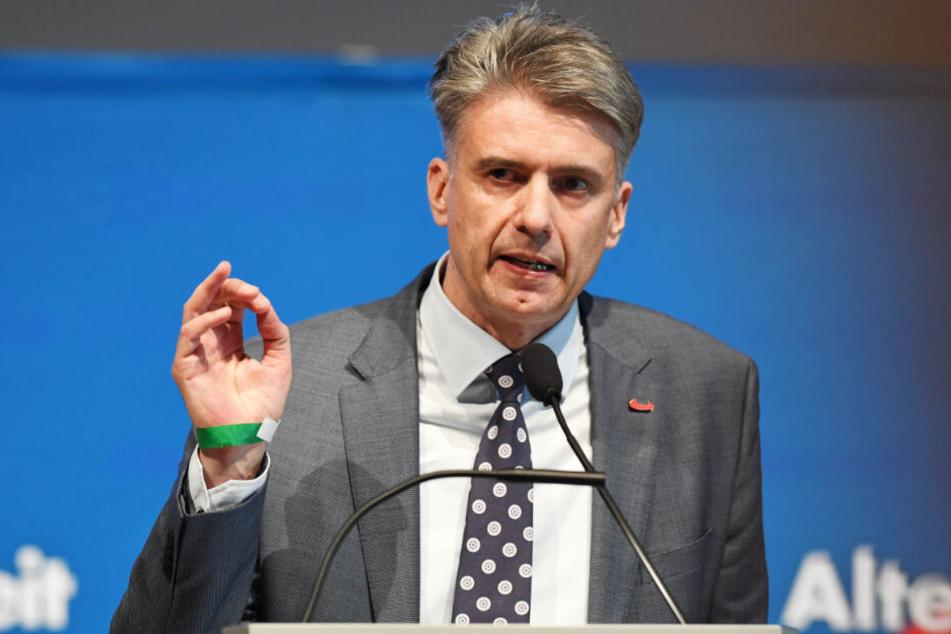 Chef Marc Jongen will den Landesverband nicht länger führen.