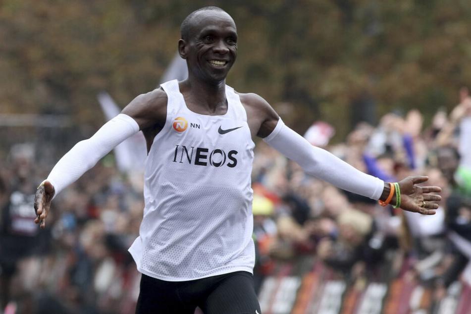 Frankfurts Marathon-Chef hadert mit Weltrekord von Ausnahmeläufer Kipchoge