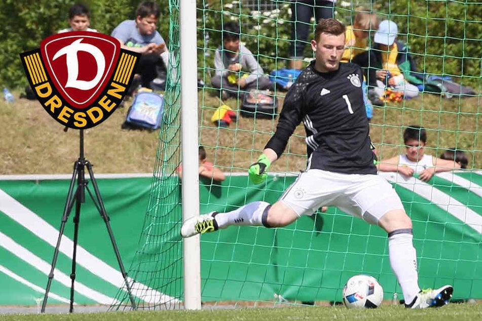 Dynamos Schubert ist mittendrin im deutschen WM-Camp!