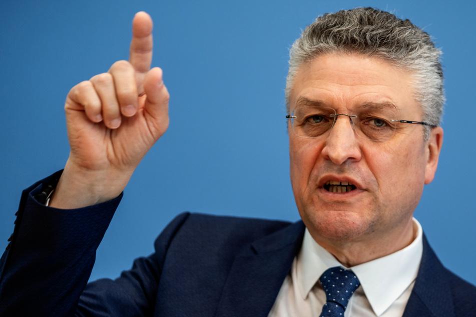 RKI-Präsident Lothar Wieler.