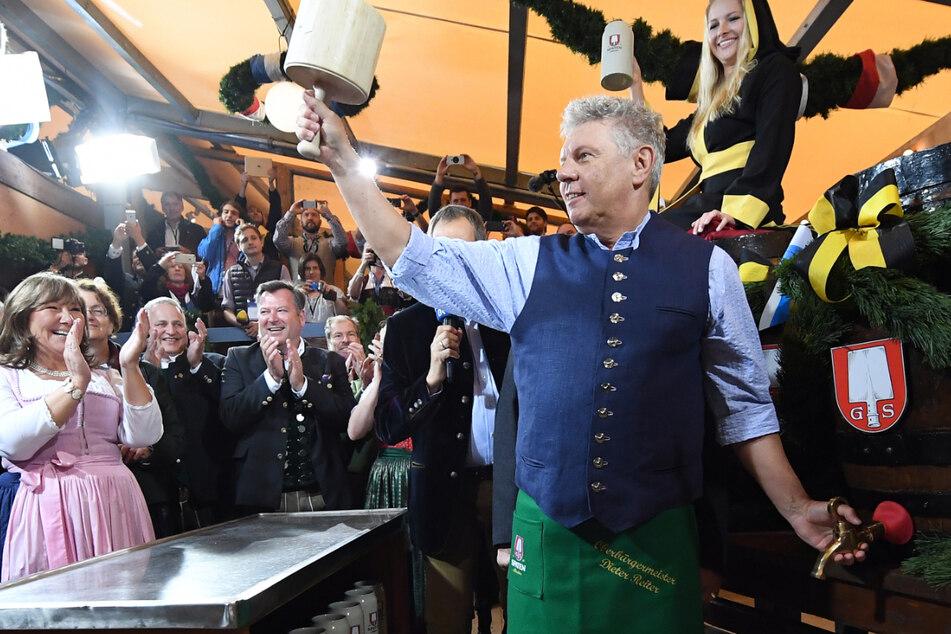 Oktoberfest 2021? Münchens OB Dieter Reiter über Wiesn-Hoffnung
