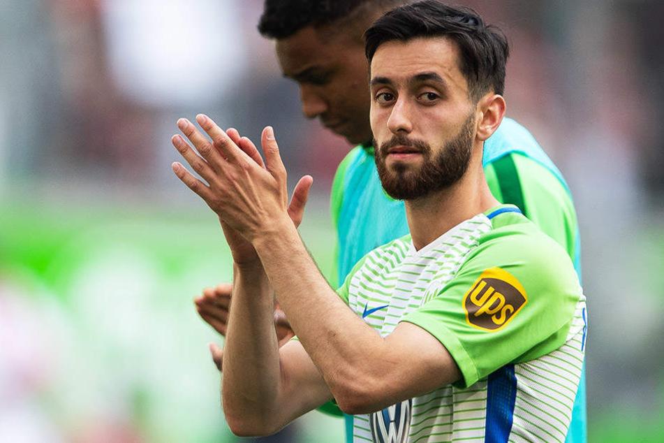 Wird er das Spiel entscheiden? Wolfsburgs Spielgestalter Younes Malli.