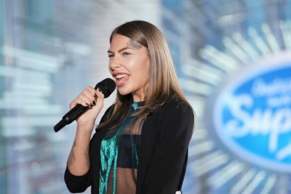 Antonia konnte die Jury in Hamburg bereits von ihrer Stimme überzeugen.