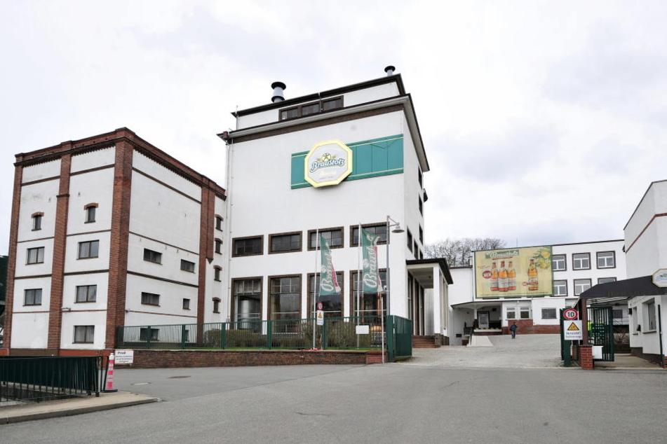 Verwaltung, Sudhaus und Eventlager bleiben in Kappel erhalten.