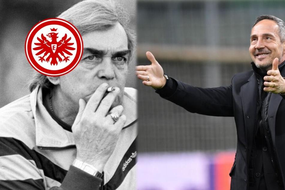 Ist Eintracht-Coach Adi Hütter jetzt schon eine Legende?