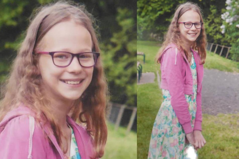 Die zwölfjährige Michaela Patricia Muzikarova aus Tschechien ist spurlos verschwunden.
