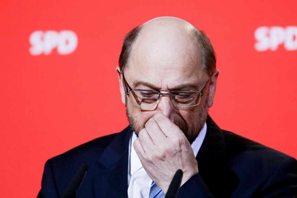 Martin Schulz hat den Rückhalt in seiner Partei innerhalb eines Jahres komplett verspielt.