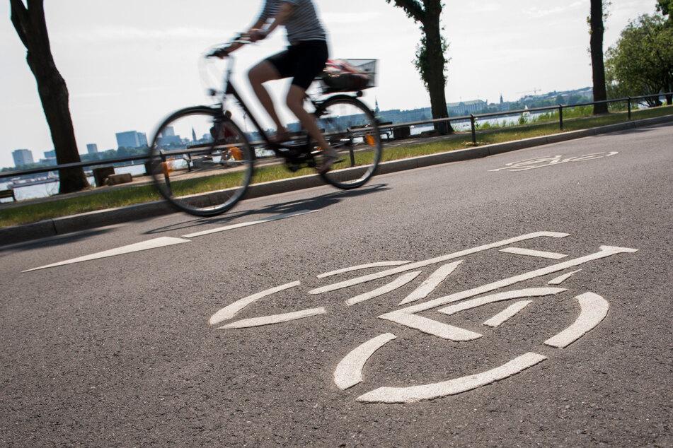 Messdaten zeigen: Hamburger steigen aufs Fahrrad um