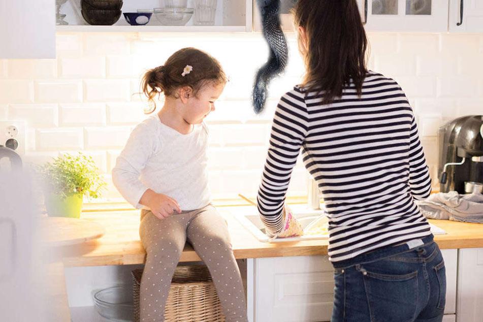 schlange bei auszug aus wohnung vergessen. Black Bedroom Furniture Sets. Home Design Ideas