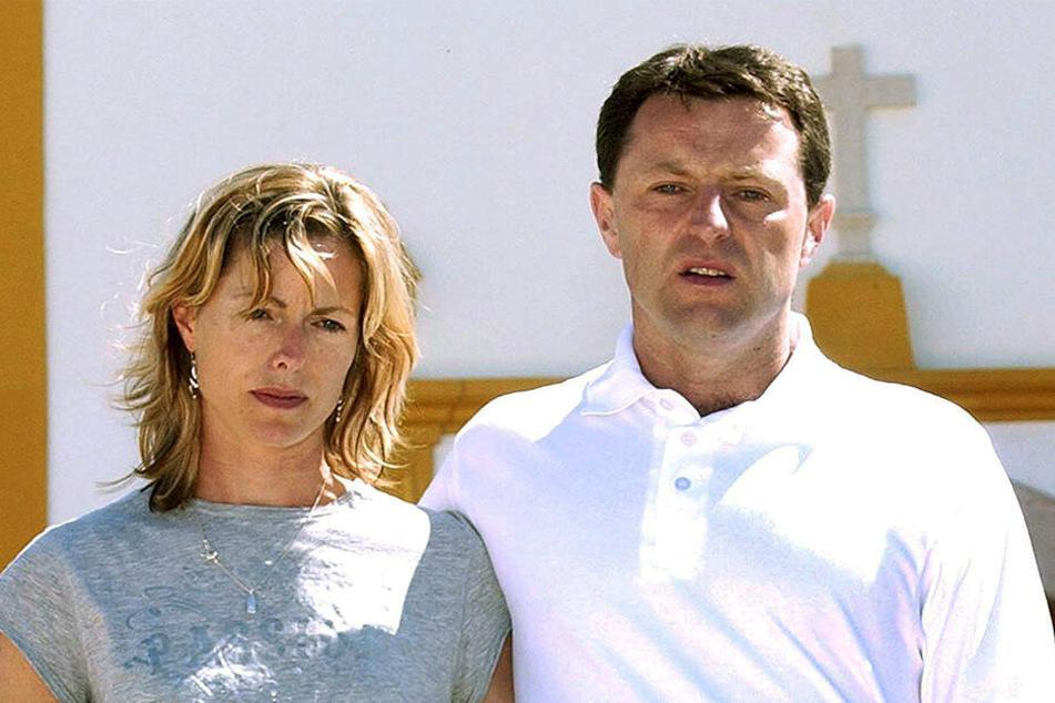 Kate und Gerry McCann (beide 50) haben die Hoffnung auf eine Rückkehr ihrer Tochter nie aufgegeben.