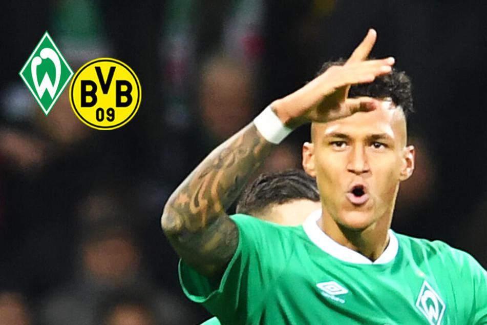 Spektakel! Werder Bremen kämpft den BVB nieder und zieht ins Pokal-Viertelfinale ein!